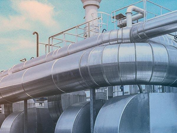Impianti di filtrazione dell'aria